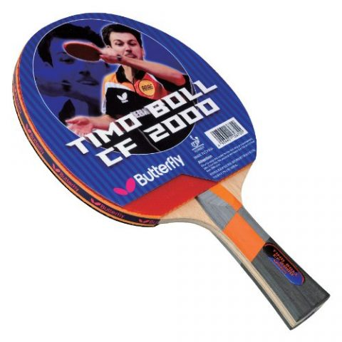 Butterfly 8827 Timo Boll Table Tennis Racket