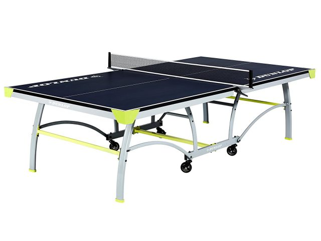 DUNLOP Premium 2Piece Table Tennis Table