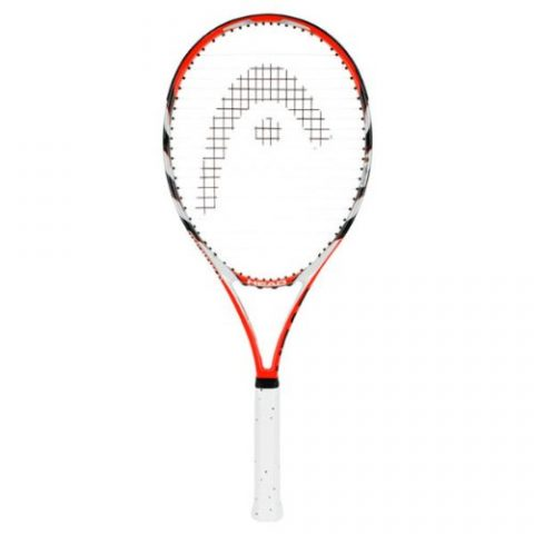 Head Micro Gel Radical OS Strung Tennis Racquet without Cover