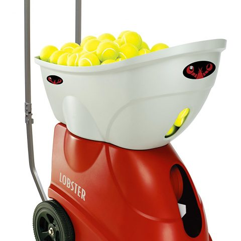 Lobster Sports Elite 1 Portable Tennis Ball Machine
