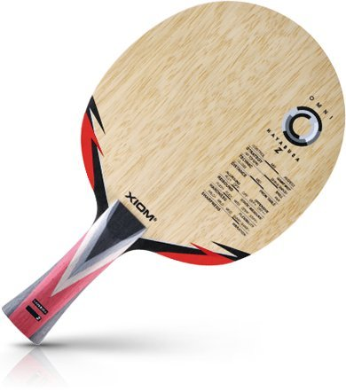 New XIOM Hayabusa Z Table Tennis Shake Hand